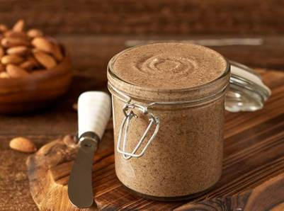 Almond butter cropped