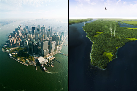 Island of Manhattan