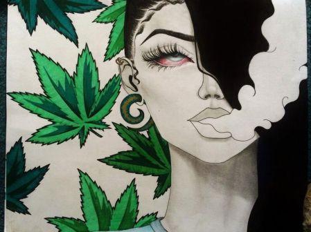 MArijuana Art 2