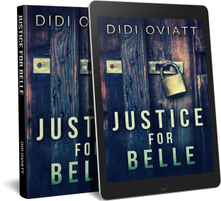 Didi Oviatt - Justice-For-Belle-Promo-Hardback-Ereader