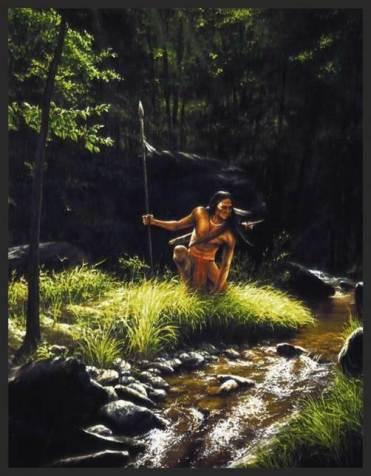 Iroquois - Dan Nance Artwork
