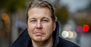 A Man Called Ove Author Photo