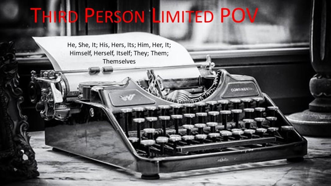 POV Post - Third Person Limited