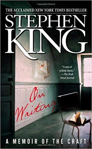 Stephen King Memoir of the craft