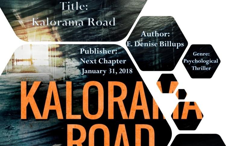 Kalorama Road Book Details 2