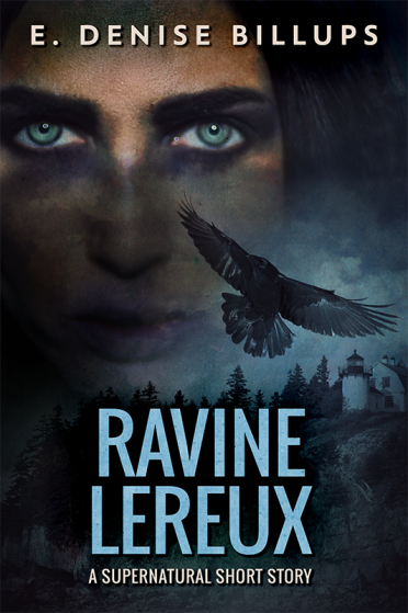 Book Cover Ravine Lereux Darker