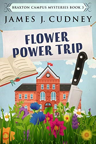 James Cudney's Flower Power Cover