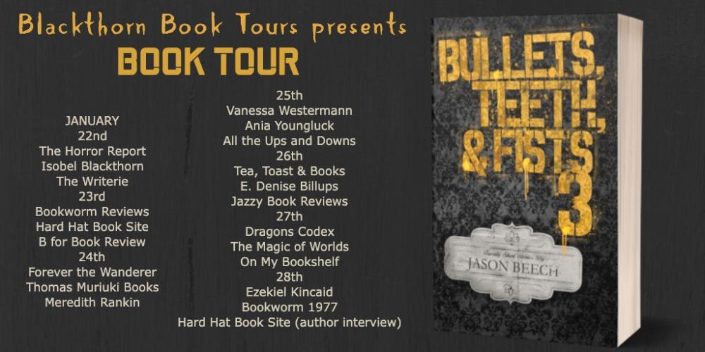 Jason Beech Blog Tour Banner