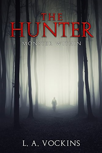 L. A. Vockins The Hunter Cover